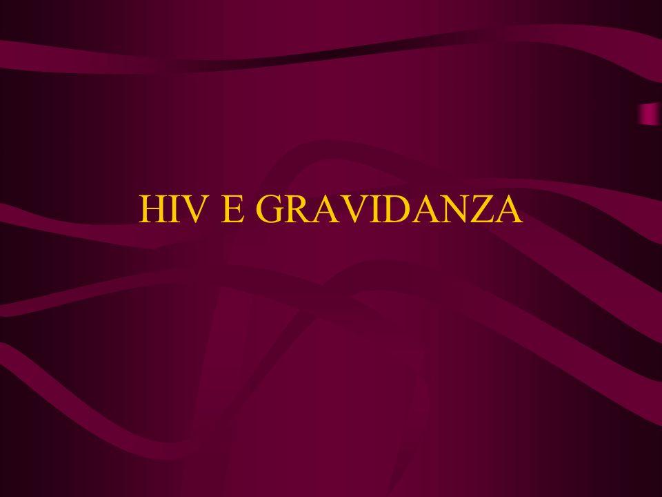 HIV E GRAVIDANZA