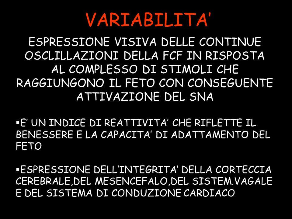 VARIABILITA'