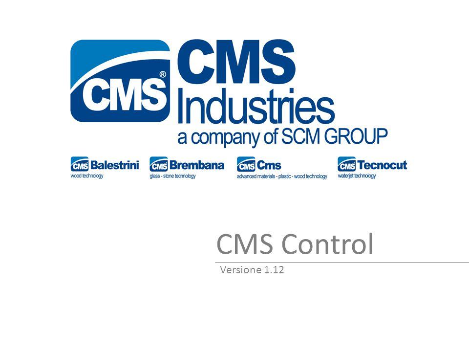 CMS Control Versione 1.12
