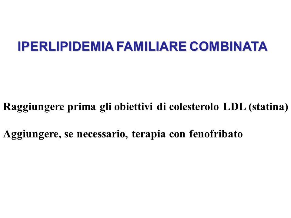 IPERLIPIDEMIA FAMILIARE COMBINATA