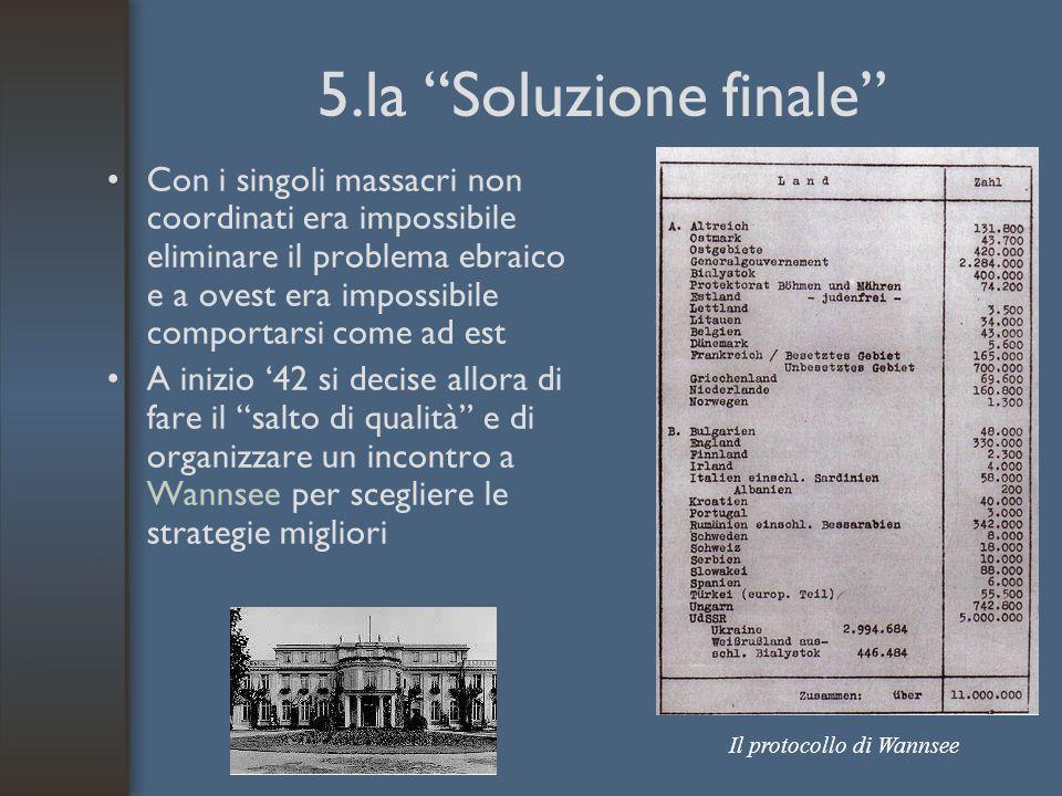 Il protocollo di Wannsee