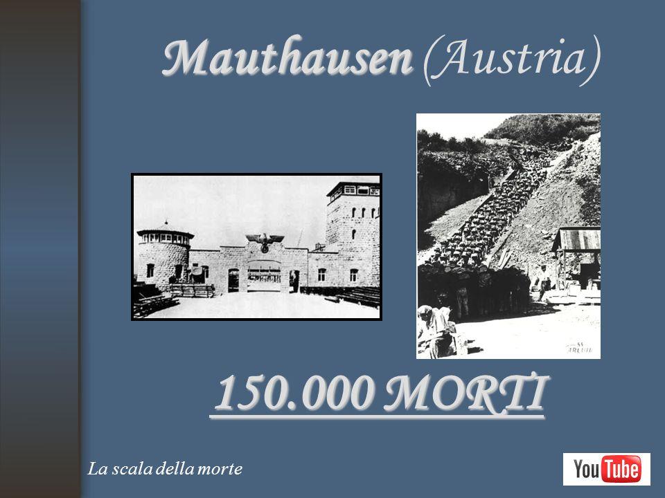 Mauthausen (Austria) 150.000 MORTI La scala della morte
