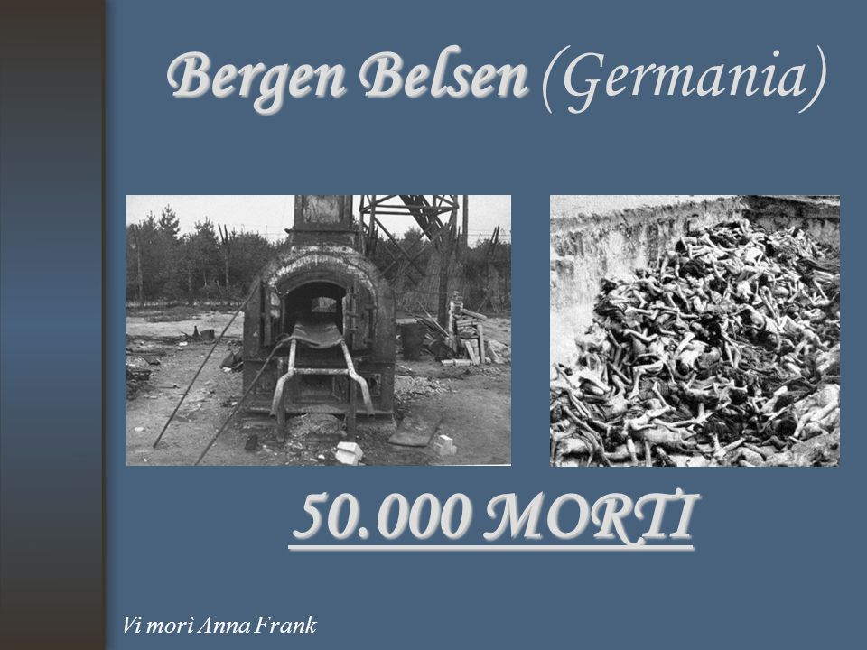Bergen Belsen (Germania)