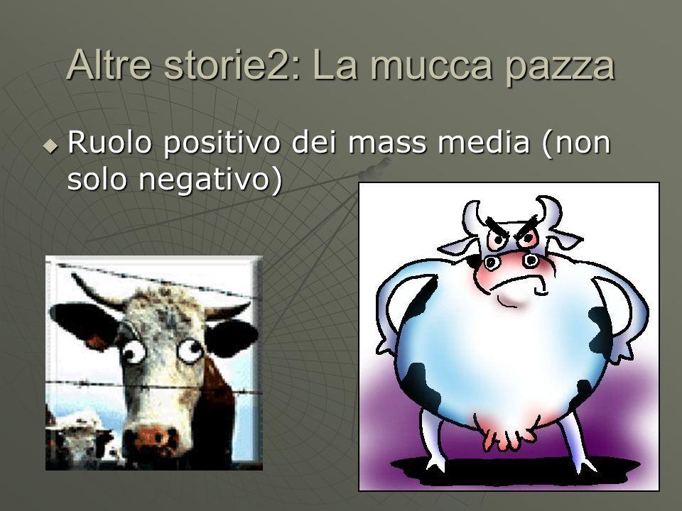 Altre storie2: La mucca pazza