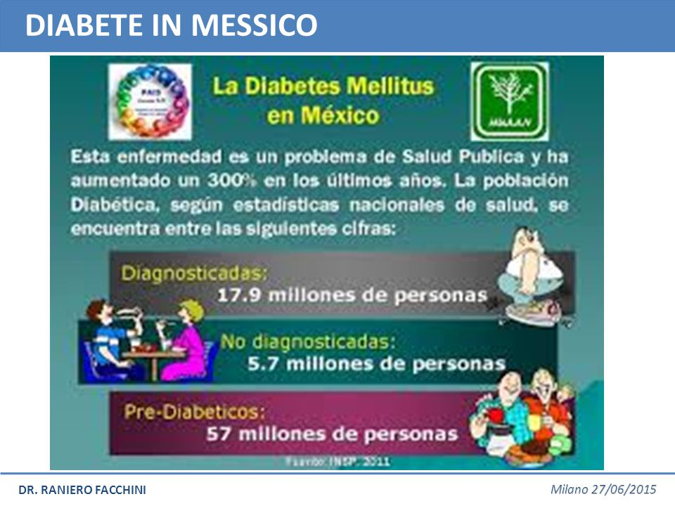 DIABETE IN MESSICO