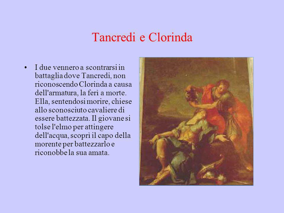 Tancredi e Clorinda