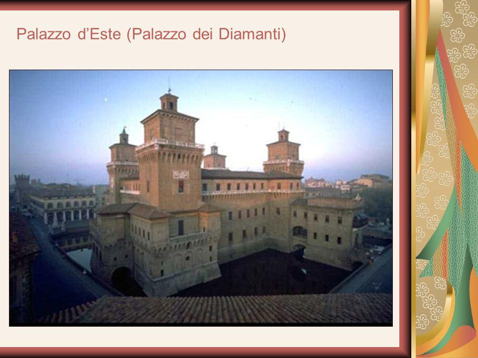 Palazzo d'Este (Palazzo dei Diamanti)