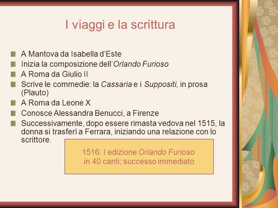 I viaggi e la scrittura A Mantova da Isabella d'Este