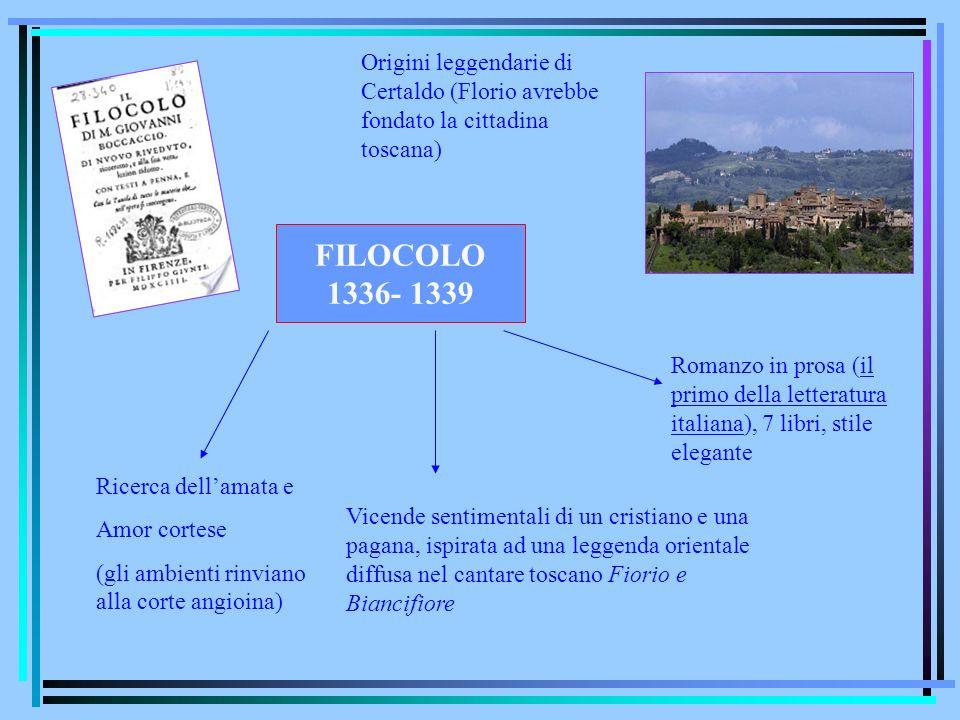 Origini leggendarie di Certaldo (Florio avrebbe fondato la cittadina toscana)