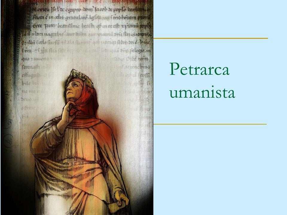Petrarca umanista