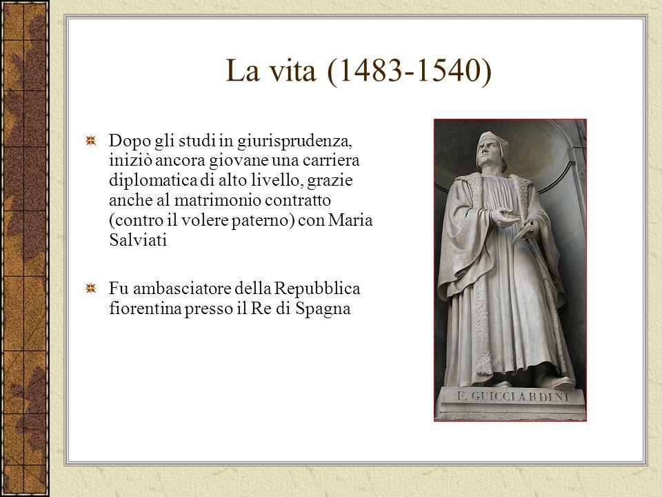 La vita (1483-1540)