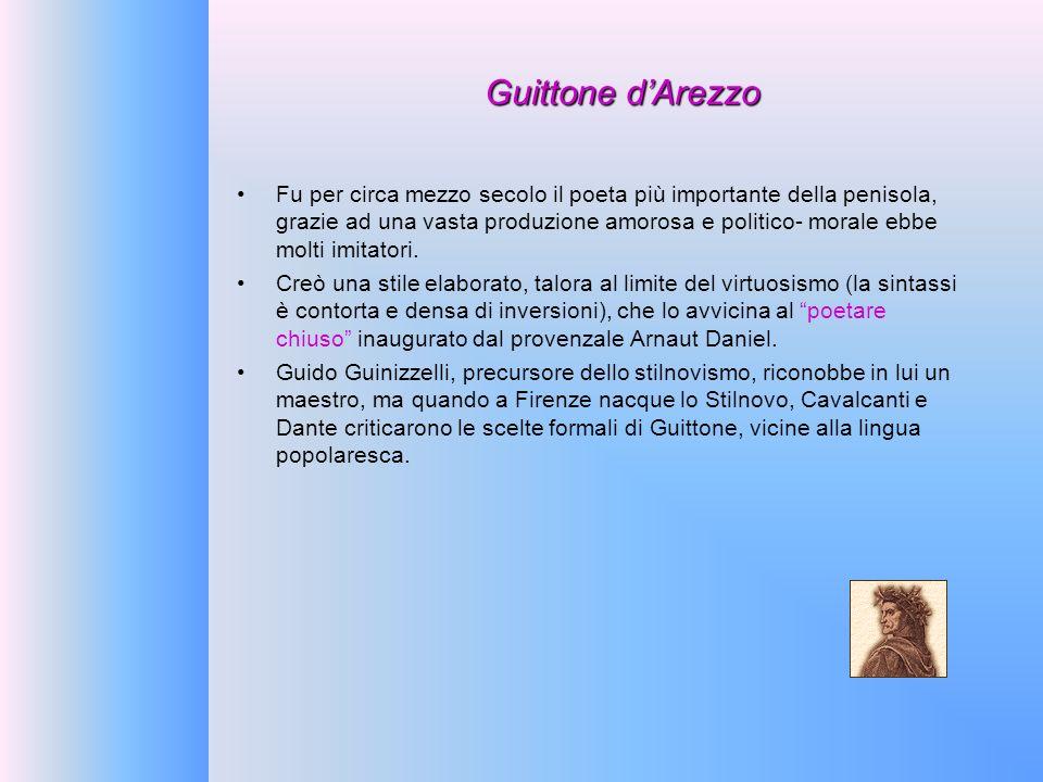 Guittone d'Arezzo