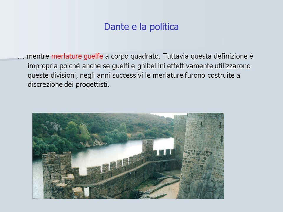 Dante e la politica