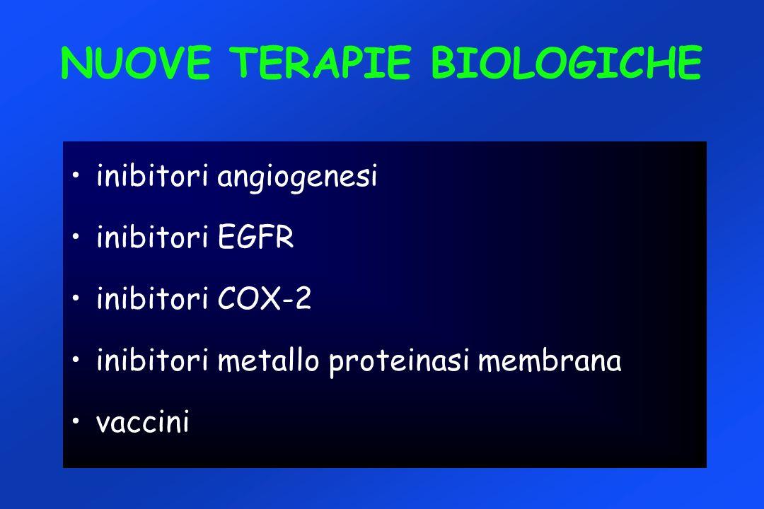 NUOVE TERAPIE BIOLOGICHE