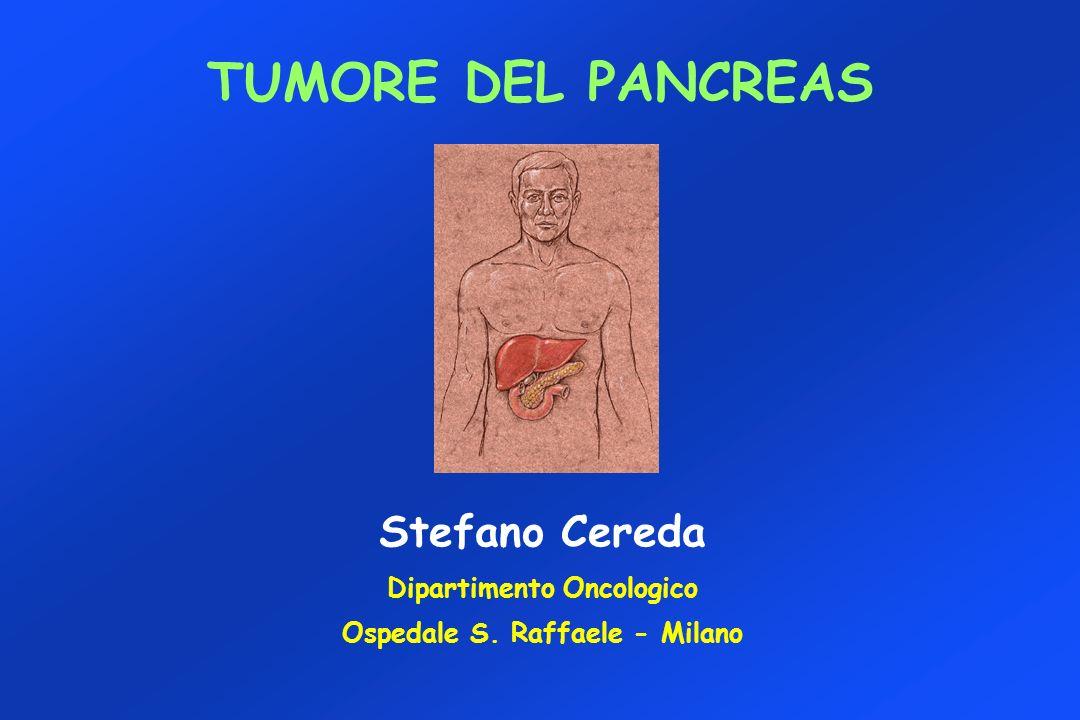 Dipartimento Oncologico Ospedale S. Raffaele - Milano