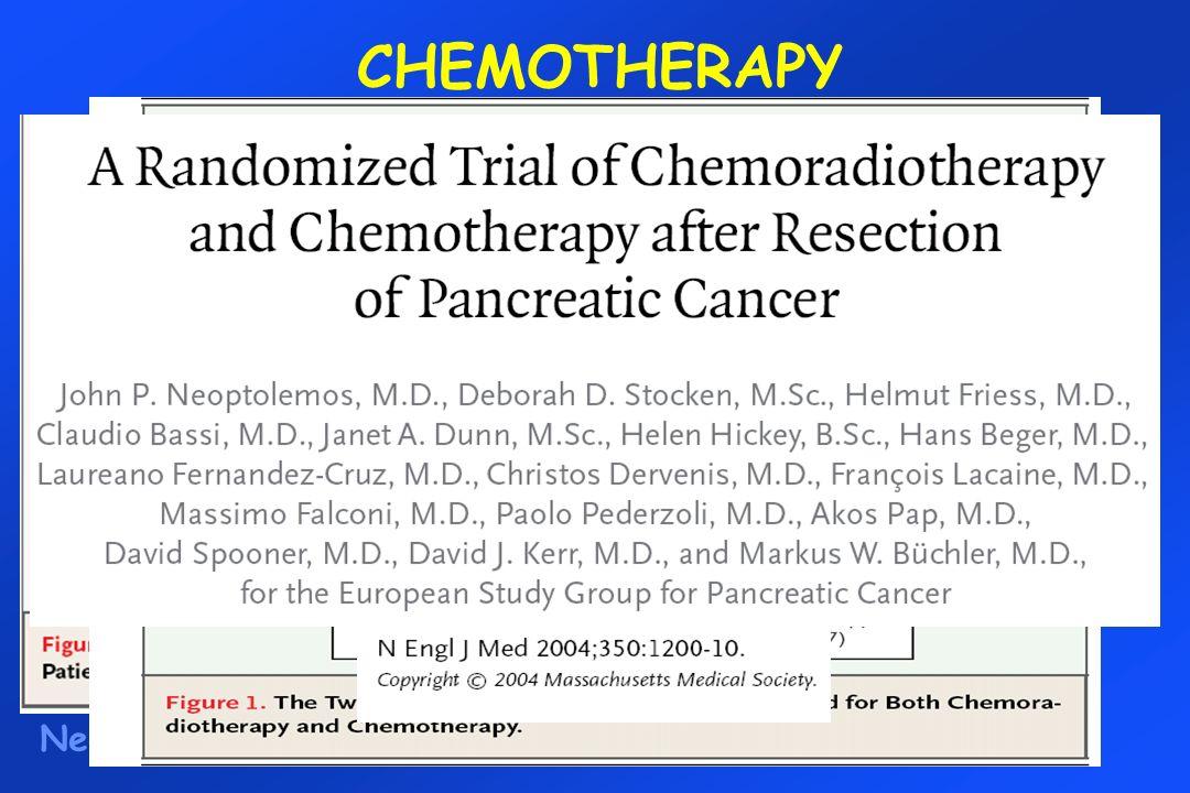 CHEMOTHERAPY 5FU 425 mg/m2 LV 20 mg/m2 x 5d every 4 w