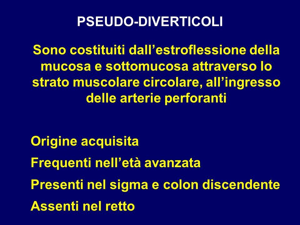 PSEUDO-DIVERTICOLI