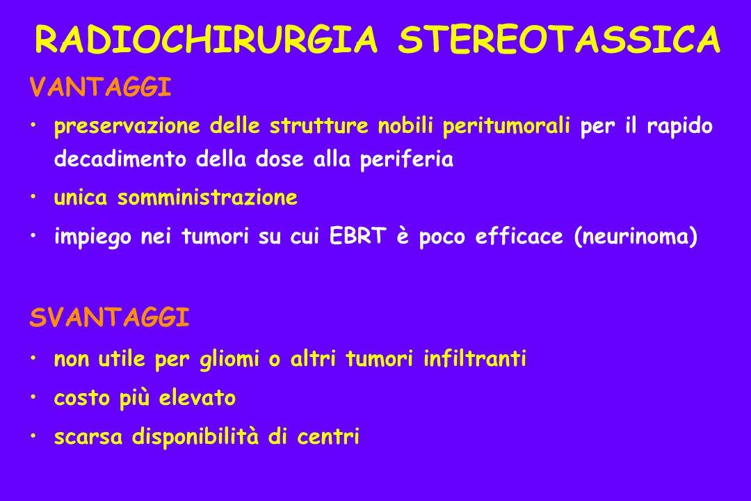 RADIOCHIRURGIA STEREOTASSICA