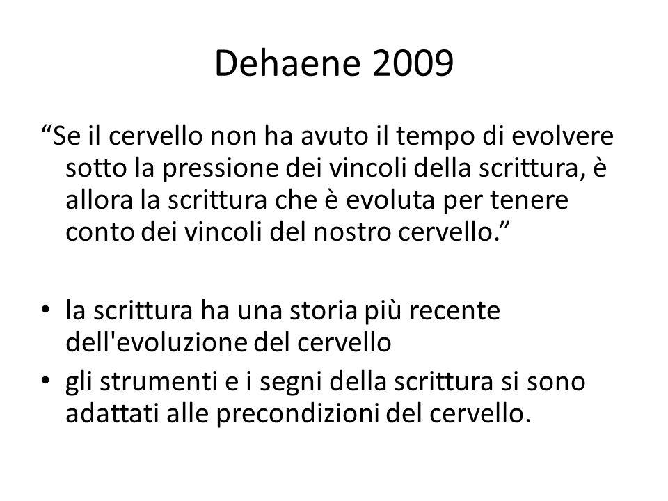 Dehaene 2009