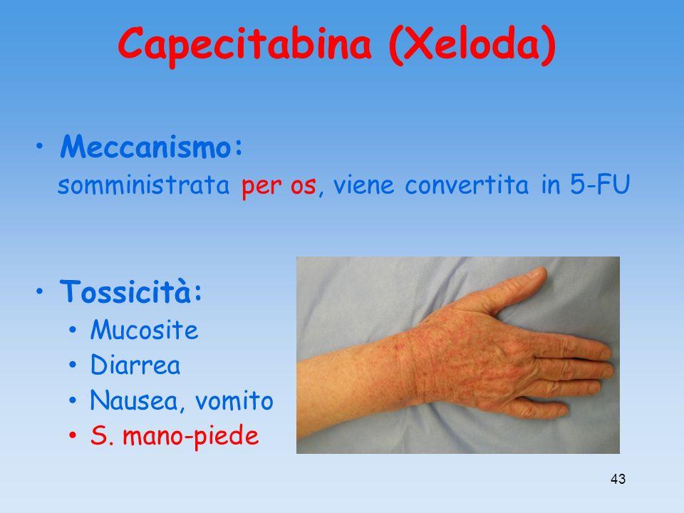 Capecitabina (Xeloda)