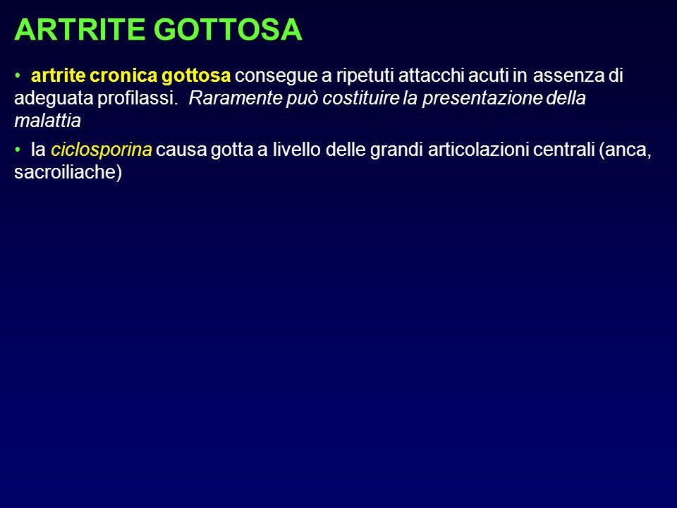 ARTRITE GOTTOSA