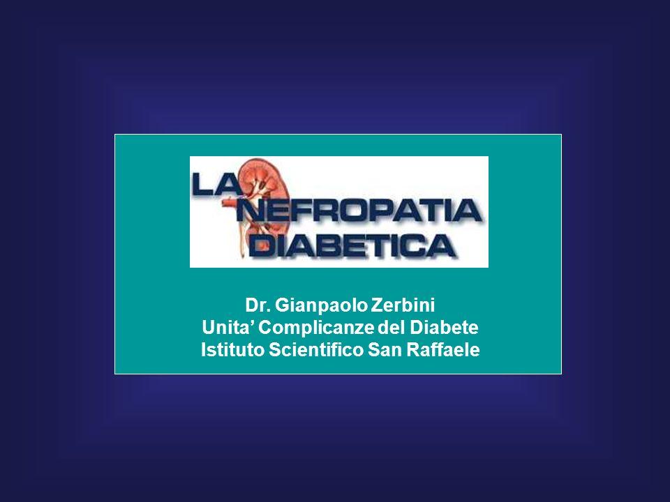 Unita' Complicanze del Diabete Istituto Scientifico San Raffaele