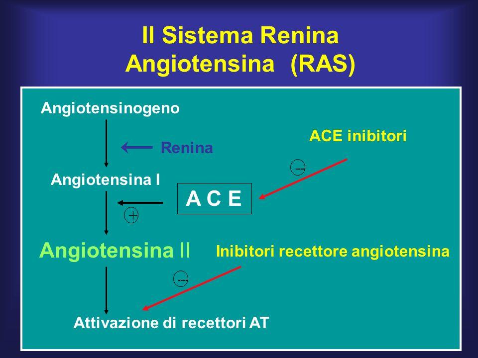 Il Sistema Renina Angiotensina (RAS)