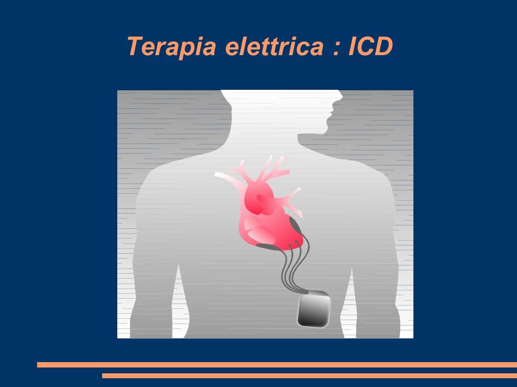 Terapia elettrica : ICD