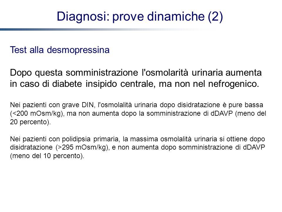 Diagnosi: prove dinamiche (2)