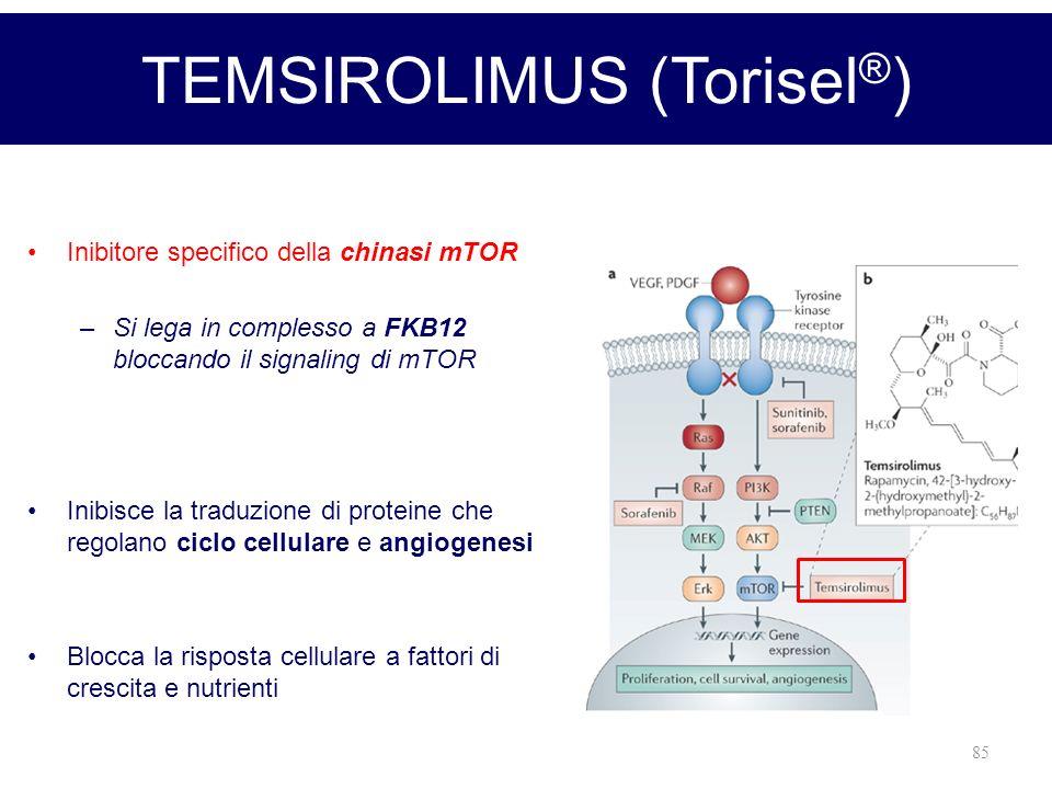 TEMSIROLIMUS (Torisel®)