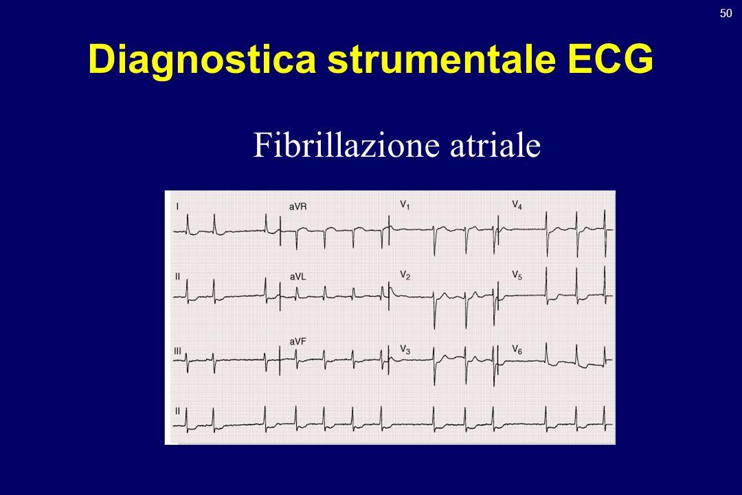 Diagnostica strumentale ECG