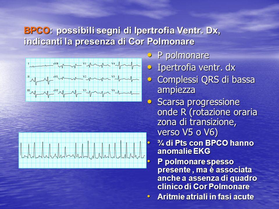 Complessi QRS di bassa ampiezza
