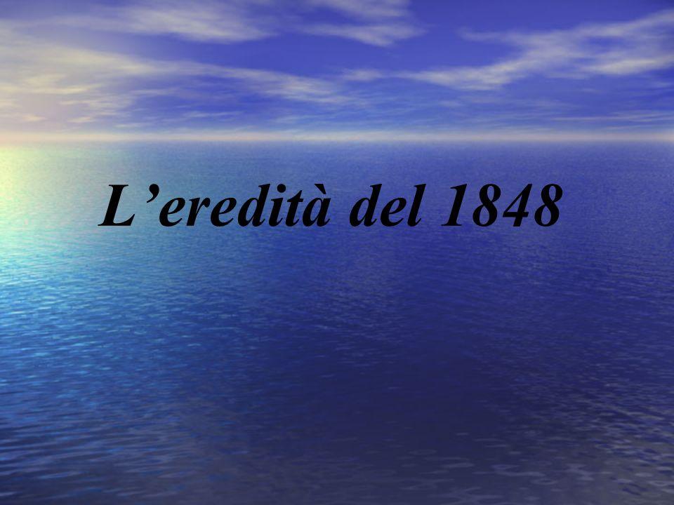 L'eredità del 1848