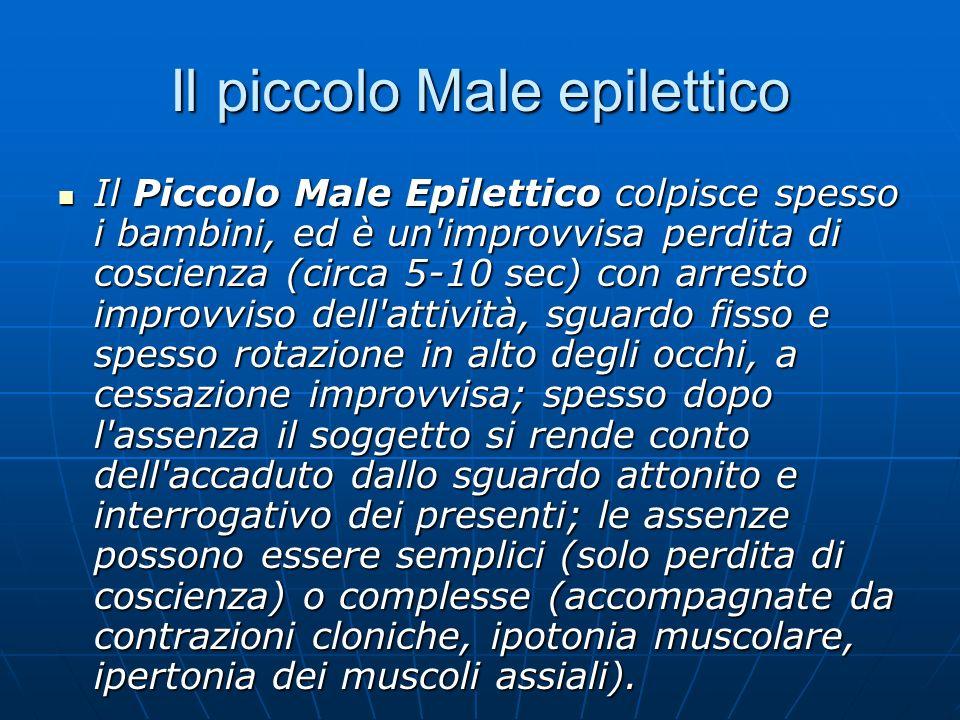 Il piccolo Male epilettico
