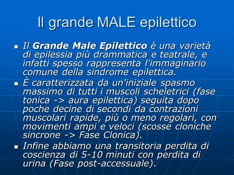 Il grande MALE epilettico