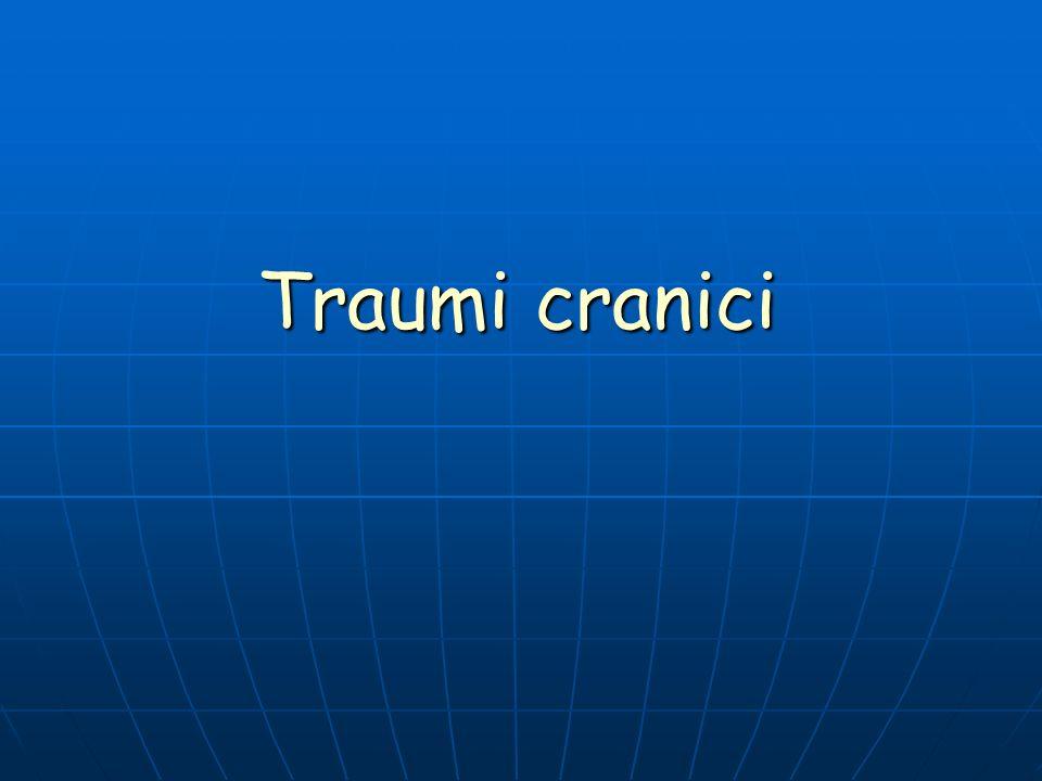 Traumi cranici