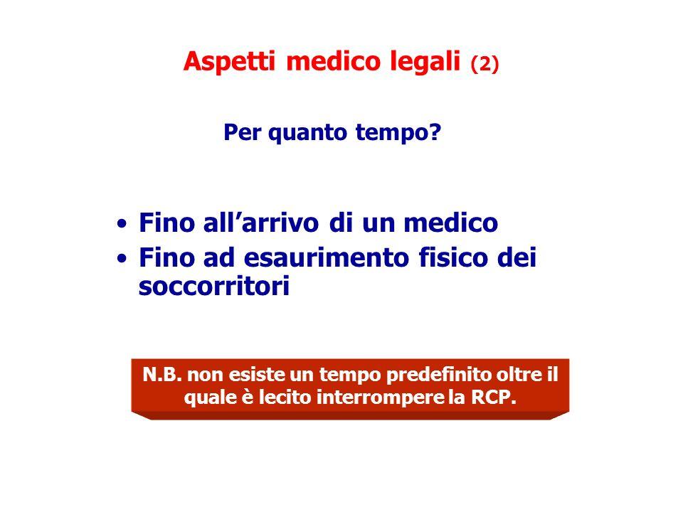 Aspetti medico legali (2)