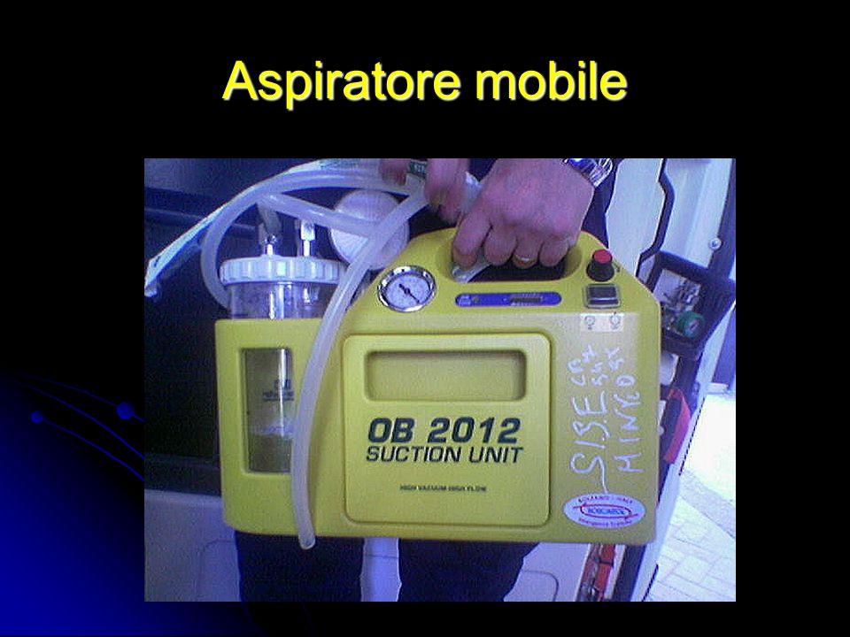 Aspiratore mobile