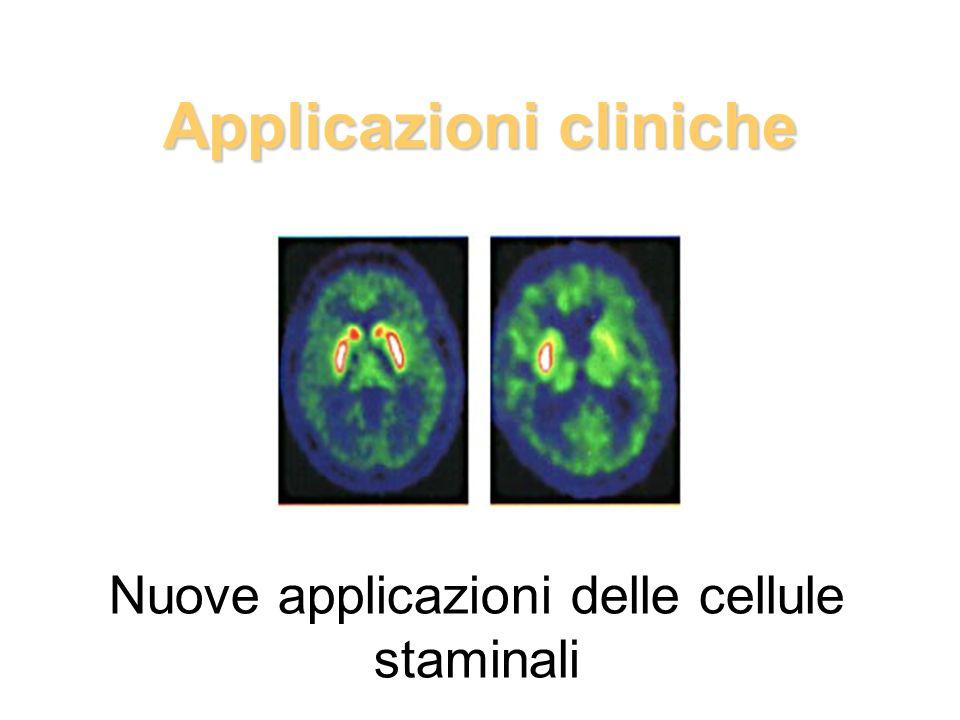 Applicazioni cliniche