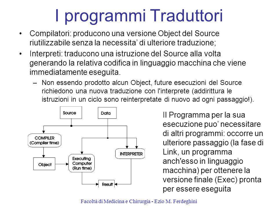 I programmi Traduttori