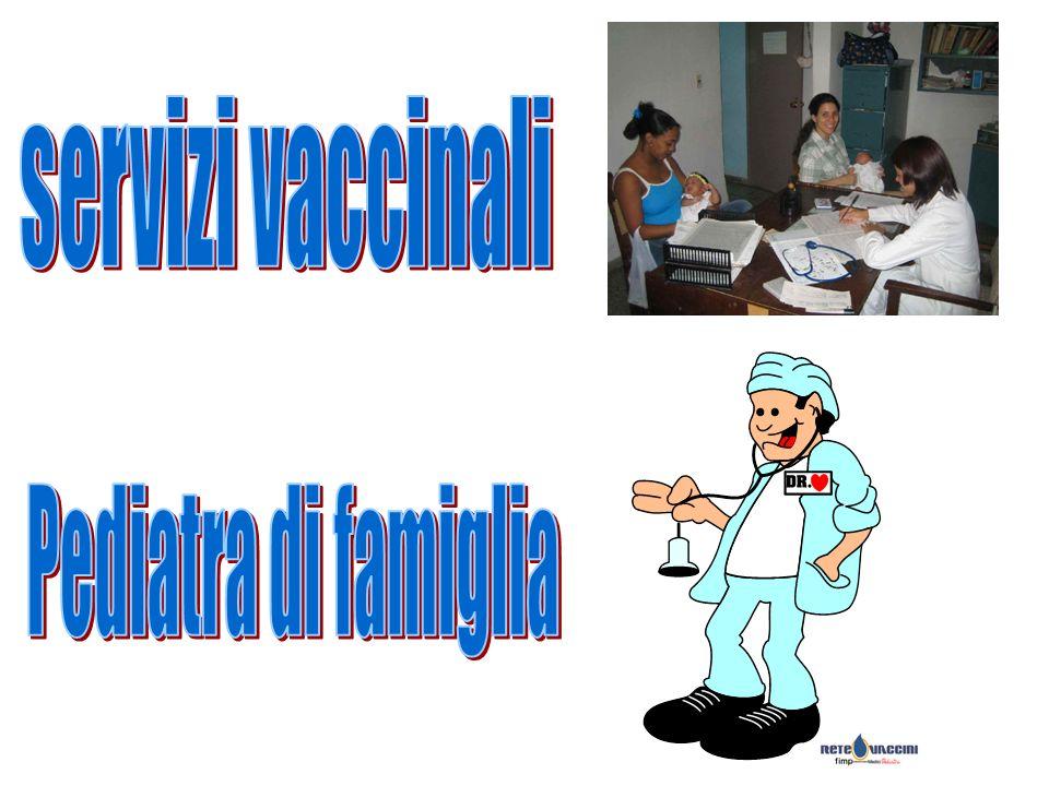 servizi vaccinali Pediatra di famiglia