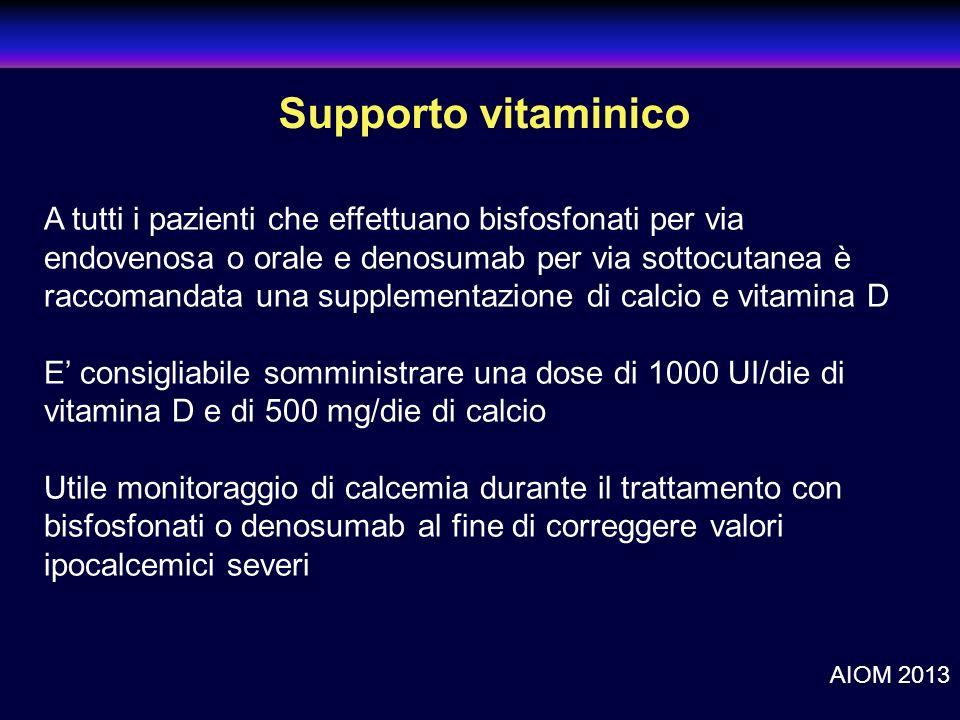 Supporto vitaminico