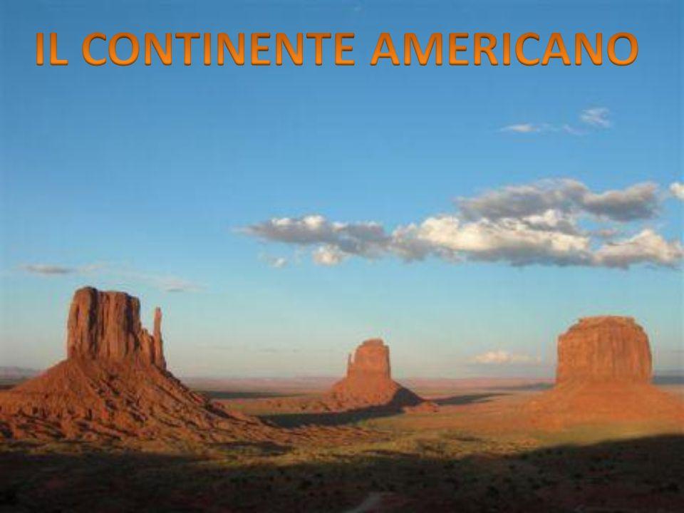 IL CONTINENTE AMERICANO
