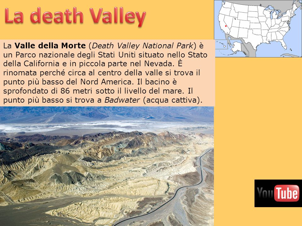 La death Valley