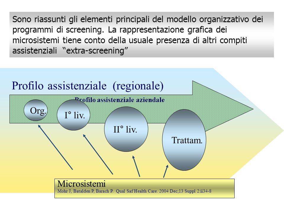Profilo assistenziale (regionale)