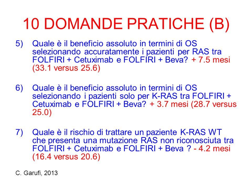 10 DOMANDE PRATICHE (B)