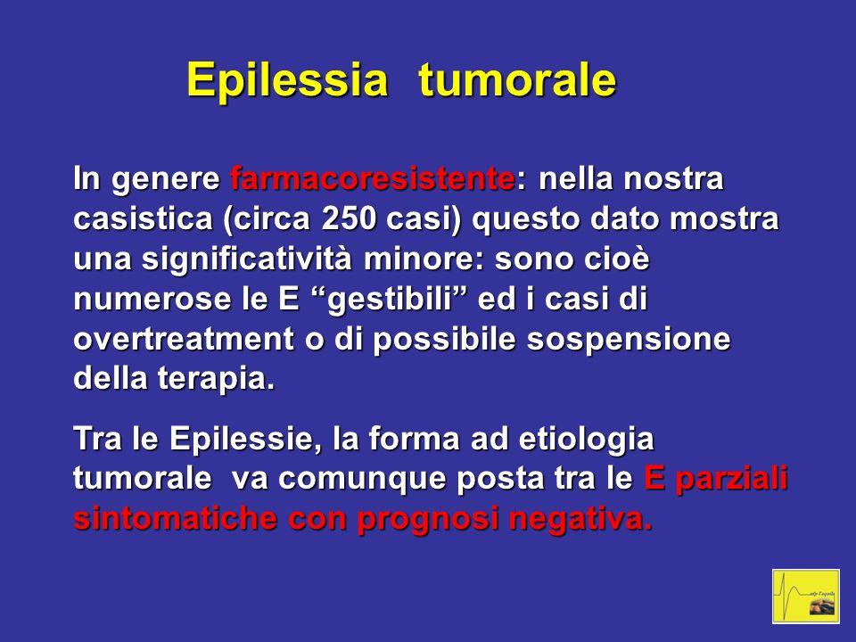 Epilessia tumorale