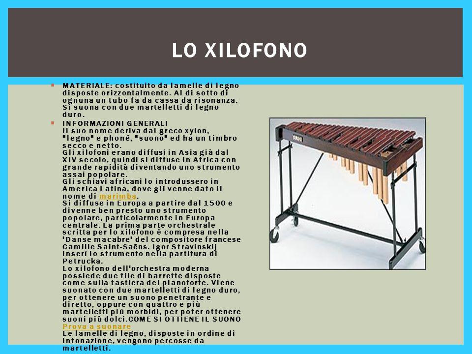Lo xilofono