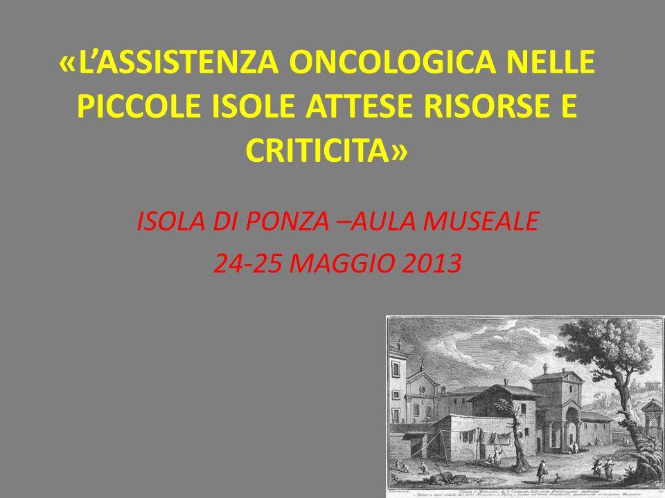 ISOLA DI PONZA –AULA MUSEALE 24-25 MAGGIO 2013