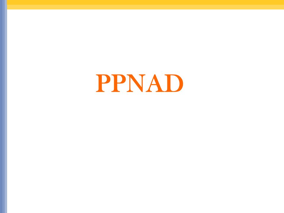 PPNAD